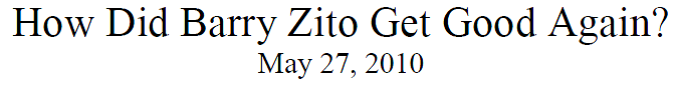 Zito 20Newsletter 20Title