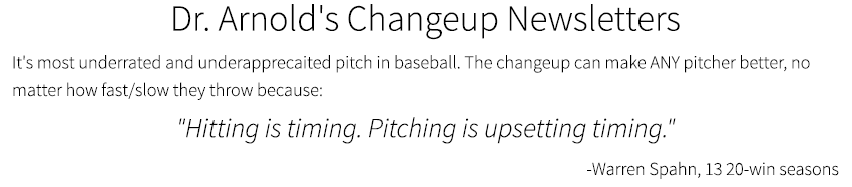 Changeup Newsletters Page